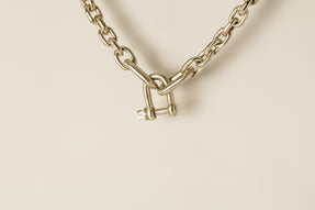 Grade Chain Charm Necklace (MA)