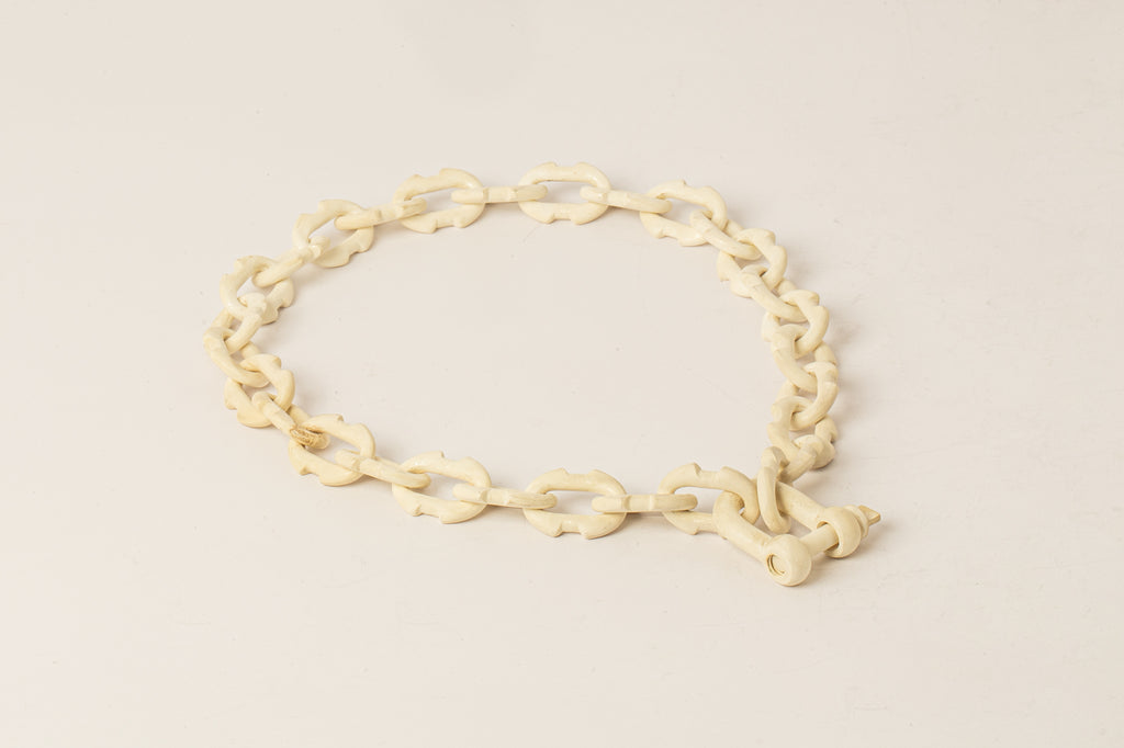 Charm Chain Choker (40cm, Extra Small Deco Links, UAS)