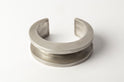 Crescent Channel Bracelet (30mm, AS)