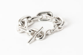 Toggle Chain Bracelet (Small Links, PA)