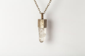 Talisman Necklace (Cathedral Quartz, DA+CAQ)