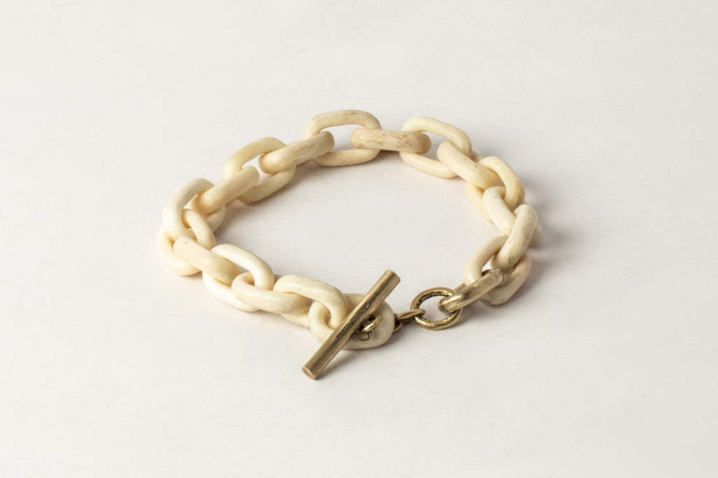 Toggle Chain Bracelet (Extra Small Links, B+MR)