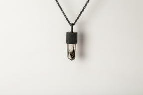 Talisman Necklace (Garden Quartz, KA+Q)