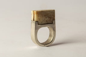 Plate Ring Single (Cuboid, 9mm, MA+B)