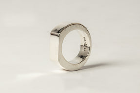 Crescent Plane Ring (9mm, PA)