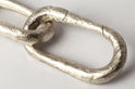 Roman Medium Link Bracelet w/ Medium Closed Link (Mega Pavé, MA+DIA)