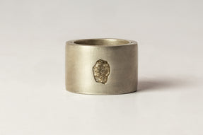 Sistema Ring (0.2 CT, Single S-Stone, 17mm, DA+DIA)