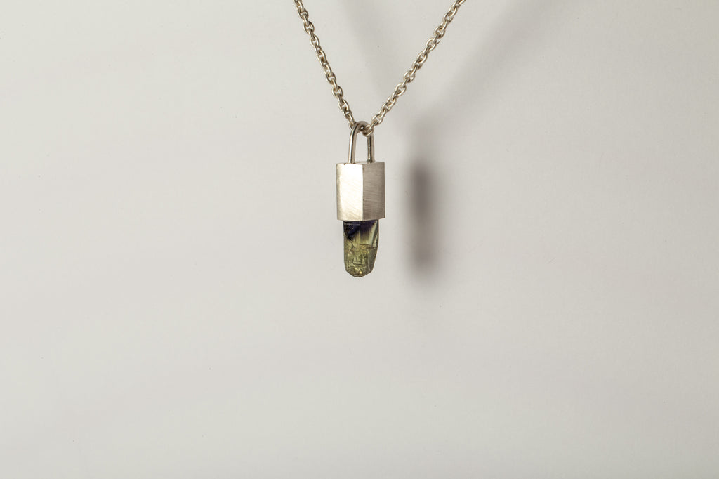 Talisman Necklace SPECIMEN (Tanzanite, MA+TAN)