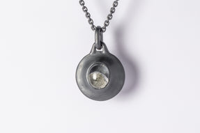 Bear Tooth Necklace Ghost, var. Small (Var. 2, B+MA)