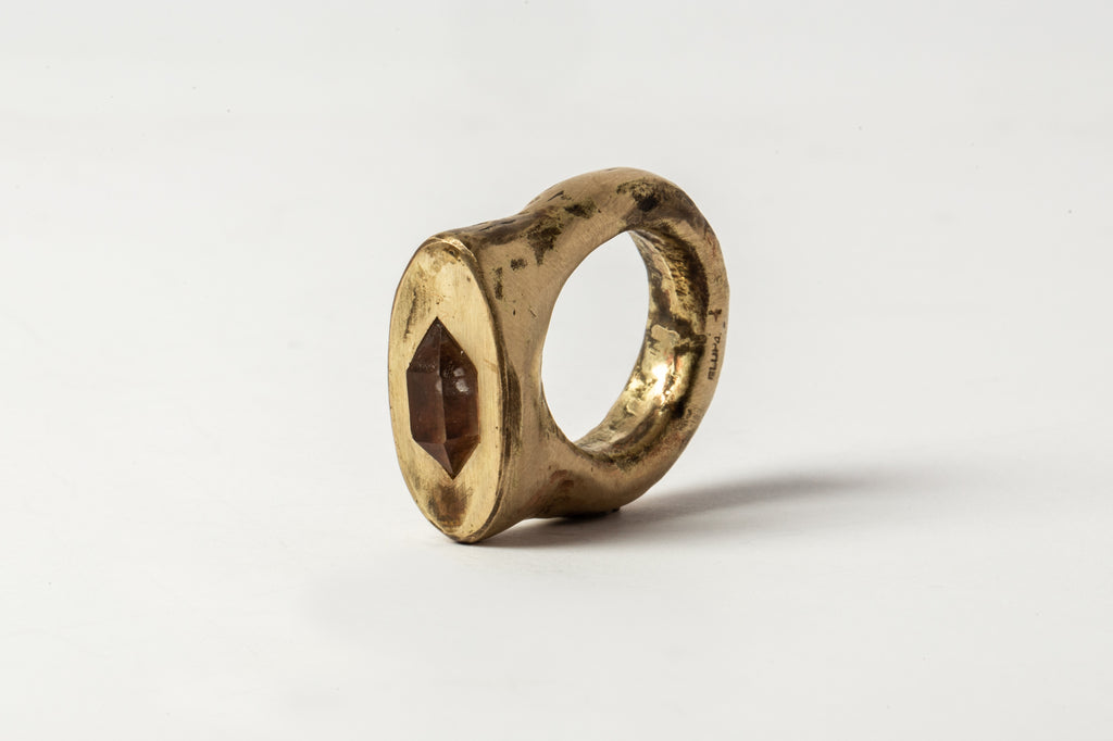 Roman Ring (Herkimer, TOM+HER)
