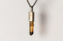 Talisman Necklace (Citrine, DA+CIT)