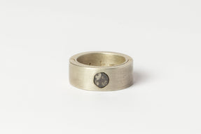Sistema Ring (0.2 CT, Single S-Stone, 9mm, DA+DIA)