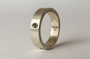 Sistema Bracelet v2 (1.0 CT, Diamond Slab, 17mm, MA+DIA)