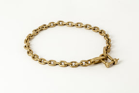 Grade Chain Charm Necklace (MR)