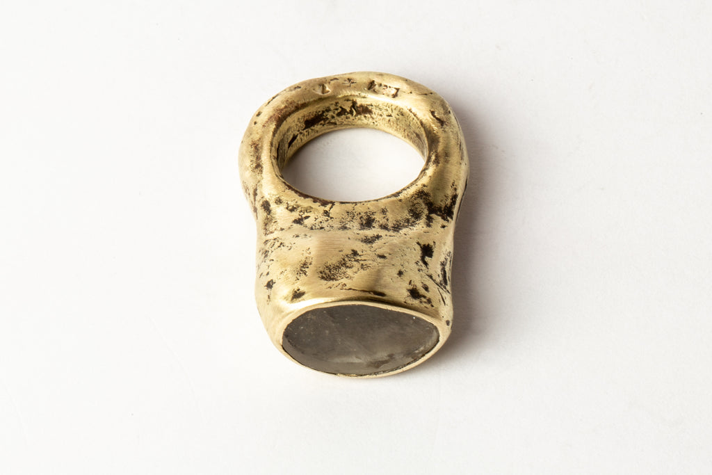 Tall Roman Ring (MR+Q)