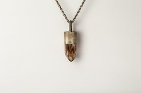 Talisman Necklace (Fire Amphibole, DA+FAM)