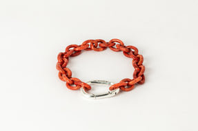 Infinity Chain Bracelet (Extra Small Links, C+PA)