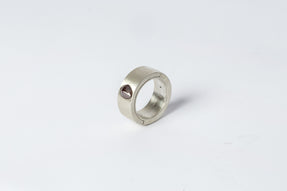 Sistema Ring (0.98 CT, Single Chunky-Stone, 9mm, MA+DIA)