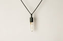 Talisman Necklace (Monk Quartz, KA+MQ)