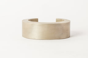 Box Lock Bracelet (Facet, Narrow, BLK+KA)