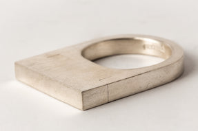 Plate Ring Single (Cuboid, 4mm, MA)