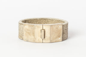 Box Lock Bracelet (Facet, Narrow, FLE+UAS)