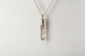 Talisman Necklace (Smoky Quartz, MA+SQ)