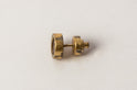 Stud Earring (0.4 CT, Diamond Slab, AGA+DIA)