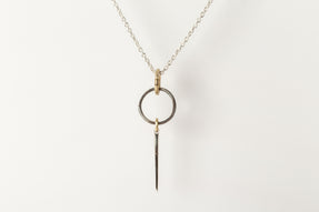 Portal Necklace (Mini Spike Var., PA+MR)