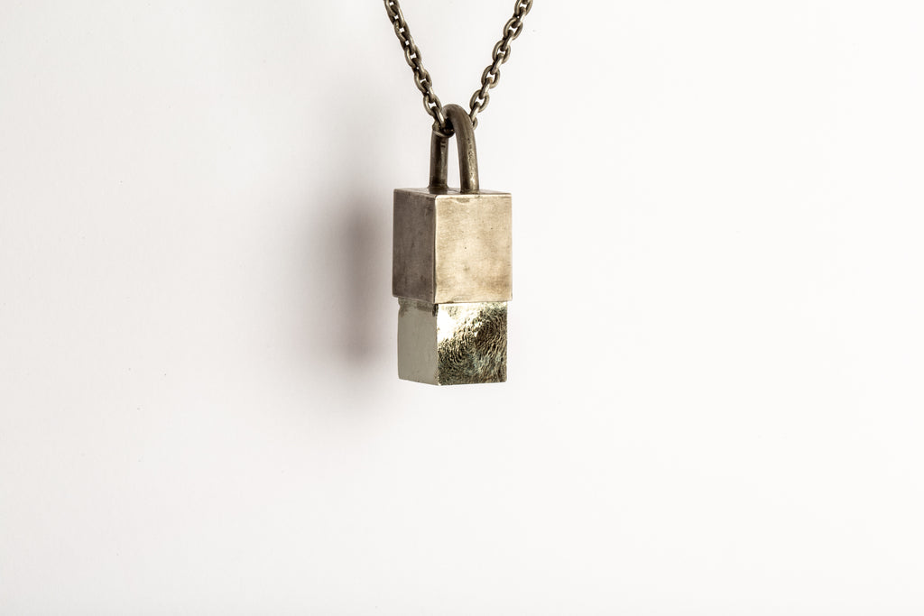 Talisman Necklace (Pyrite, DA+PYR)