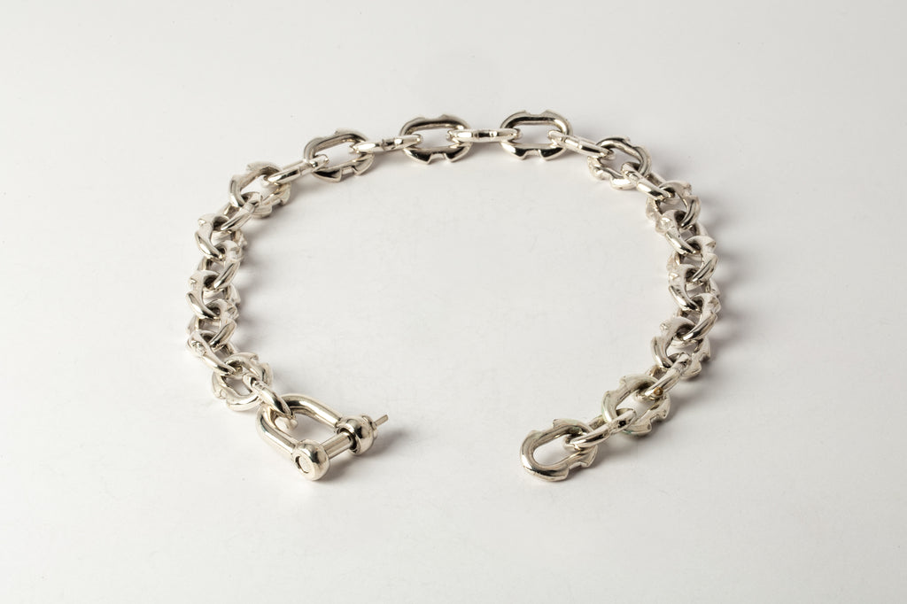 Charm Chain Choker (40cm, Extra Small Deco Links, PA)