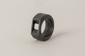 Crescent Plane Gateway Ring (9mm, KA)