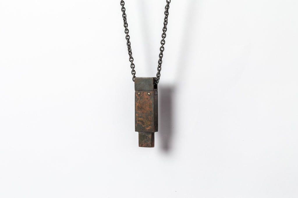 USB Necklace v4 (Short, 64GB, USB 3.1, DR+KA)
