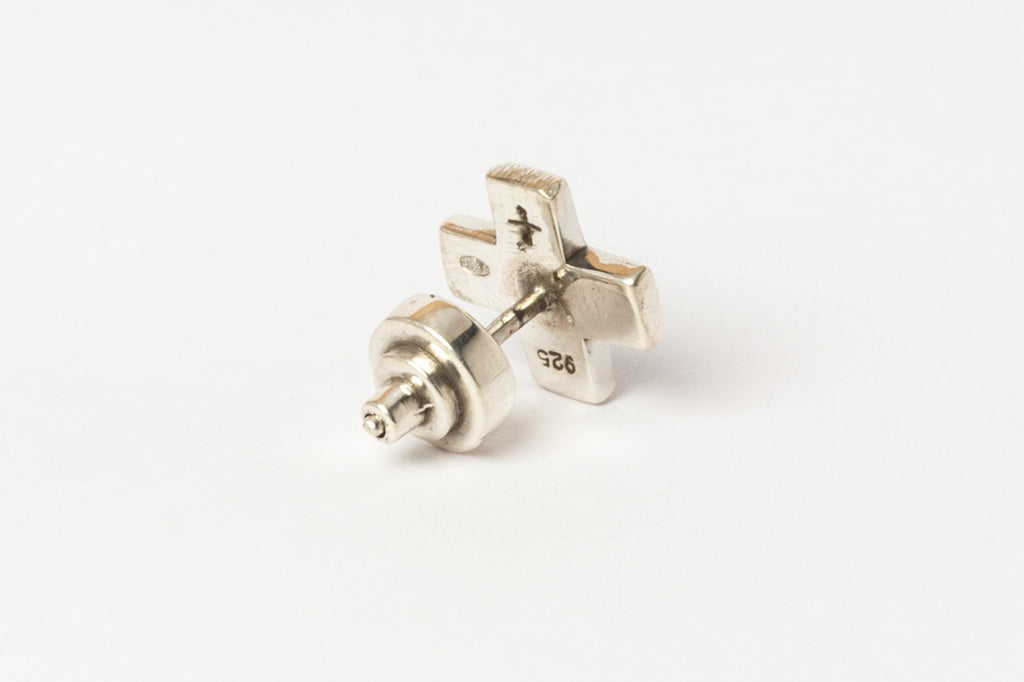 Plus Earring (12mm, PA)
