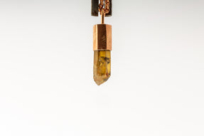 Talisman Necklace (Citrine, AM+AMA+CIT)