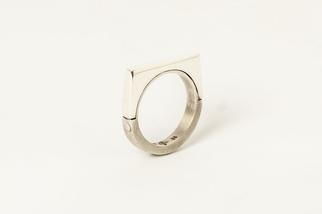 Sistema Ring (0.1 CT, Single XS-Stone, 4mm, MA+DIA)