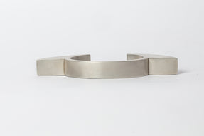 Crescent Bracelet Rework (Extended & Interrupted, 15mm, AS)