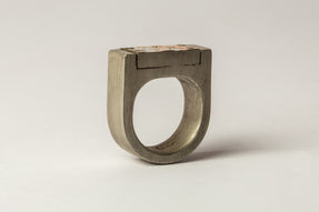 Plate Ring Single (Fuse, 9mm, DA14KM)