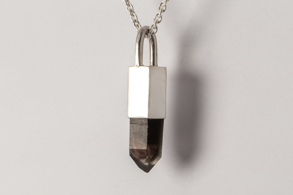 Talisman Necklace (Garden Quartz, MA+GQ)