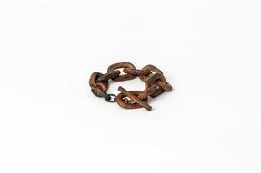 Toggle Chain Bracelet (Small Links, DR)
