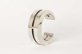Crescent Crevice Bracelet (30mm, PA)