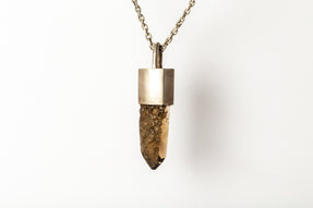 Talisman Necklace SPECIMEN (Inclusion Quartz, DA+Q)