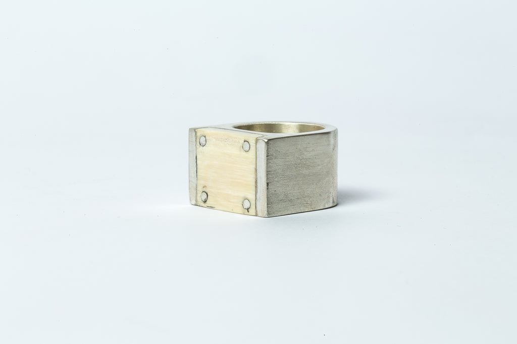 Plate Ring Single (17mm, MA+MASU)