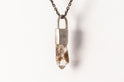 Talisman Necklace (Garden Quartz, DA+GQ)