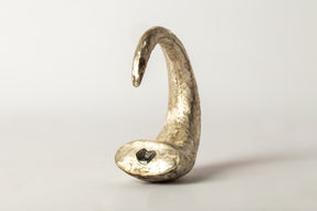 Monster Horn Bracelet (0.8 CT, Hoof Set, MA+DIA)
