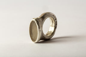 Short Roman Ring (Quartz, MA+Q)