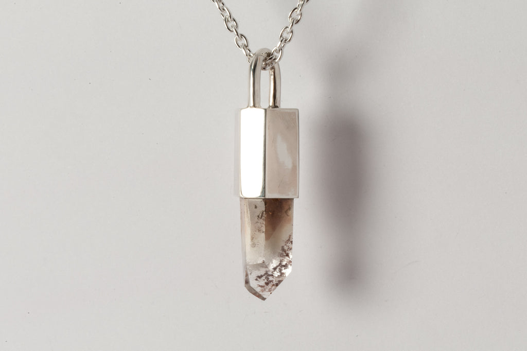 Talisman Necklace (Fire Amphibole, PA+FAM)