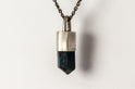Talisman Necklace (Blue Apatite, DA+BAPA)