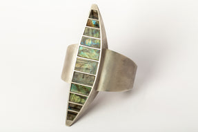 Crescent Bracelet (Radiant Expansion, Hathor Inlay, AS+LAB)