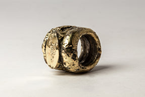 Stack Ring (Roman Mountain, Fuse, DA18K)